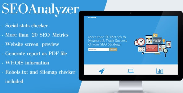 [Free Download] SEOAnalyzer (Nulled) [Latest Version]