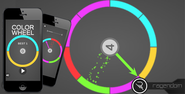 Color Wheel – Complete Unity Game + Admob (Nulled) [Latest Version] thumbnail