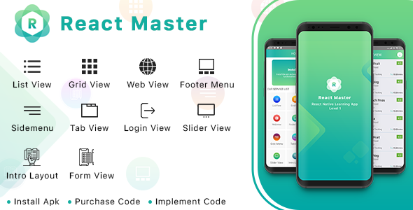 [Free Download] React Master Level 1 (Nulled) [Latest Version]