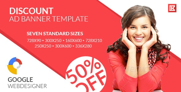[Free Download] Sales and Shopping | Google Ad HTML Banner 2 (Nulled) [Latest Version]