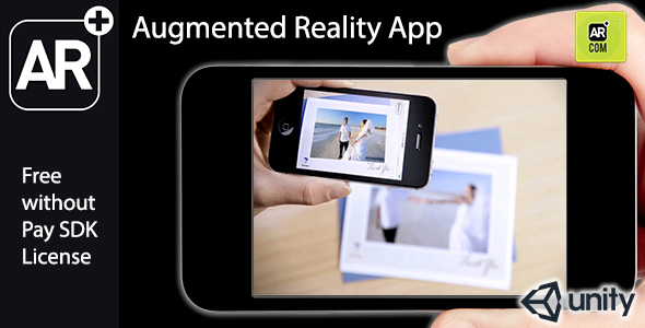 Video AR – Augmented Reality App Android/iOS with Unity (Nulled) [Latest Version] thumbnail