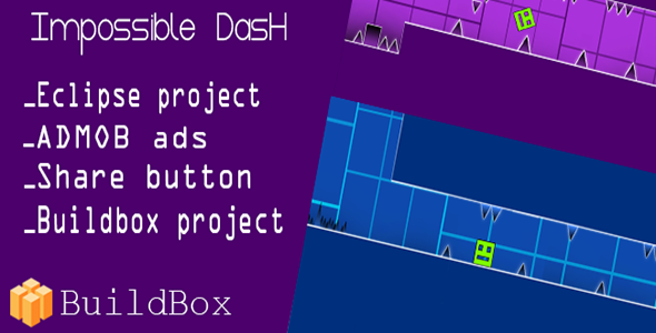 Geometry Dash (Android – IOS) bbdoc file included (Nulled) [Latest Version] thumbnail