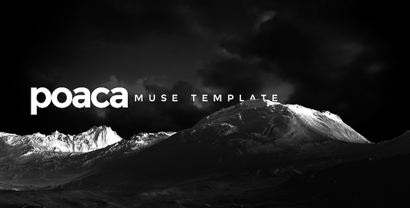 Poaca Muse Template (Nulled) [Latest Version] thumbnail