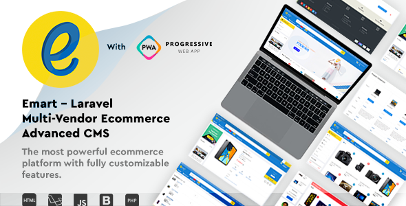 [Free Download] emart – Laravel Multi-Vendor Ecommerce Advanced CMS (Nulled) [Latest Version]