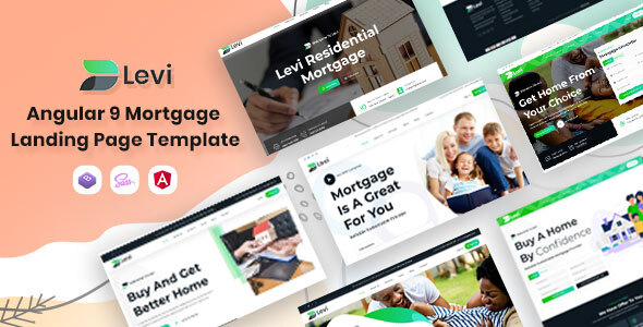 [Free Download] Levi – Angular 9 Mortgage Landing Template (Nulled) [Latest Version]