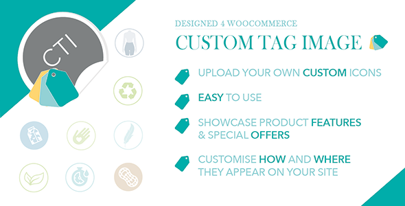[Free Download] WooCommerce Custom Tag Image (Nulled) [Latest Version]