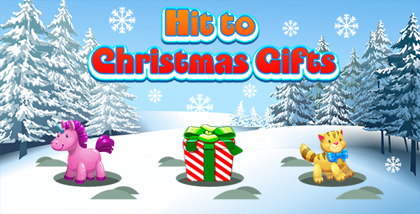[Free Download] Hit to Christmas Gifts (CAPX and HTML5) Christmas Game (Nulled) [Latest Version]