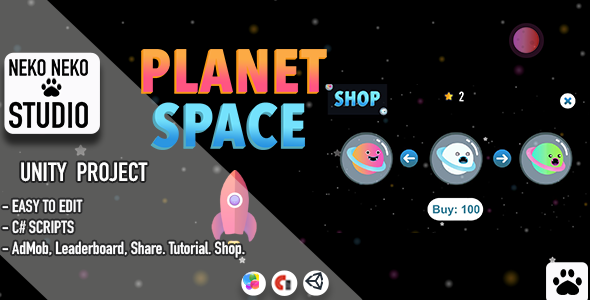 [Free Download] Planet Space (Nulled) [Latest Version]