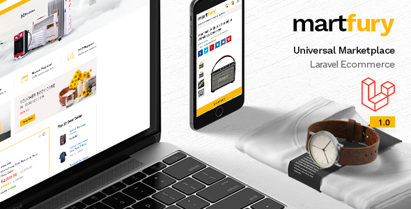 [Free Download] Martfury – Multipurpose Laravel Ecommerce System (Nulled) [Latest Version]