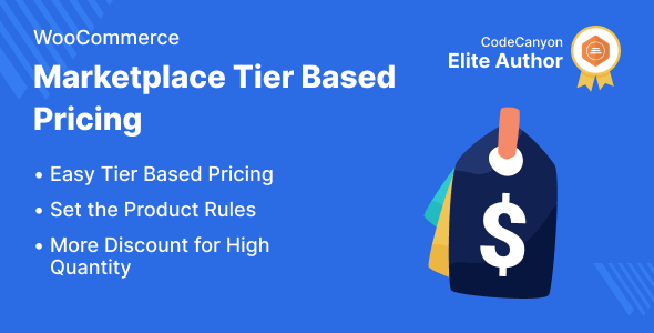 [Free Download] Marketplace Tier Based Pricing for WooCommerce (Nulled) [Latest Version]