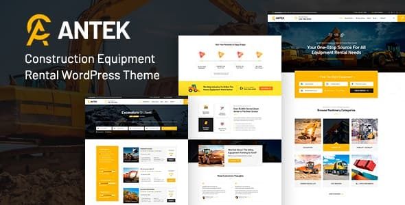 [Free Download] Antek – Construction Equipment WordPress Theme (Nulled) [Latest Version]