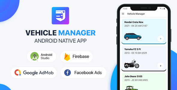 [Free Download] Vehicle Manager with Php Backend Source – Android (Kotlin) (Nulled) [Latest Version]
