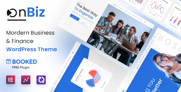 [Free Download] Onbiz – Consulting Business and Finance WordPress (Nulled) [Latest Version]