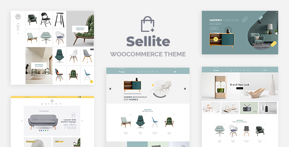 [Free Download] Sellite – Furniture WooCommerce WordPress Theme (Nulled) [Latest Version]