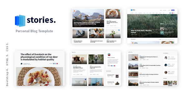 Stories – Personal Blog React NextJS Template (Nulled) [Latest Version] thumbnail