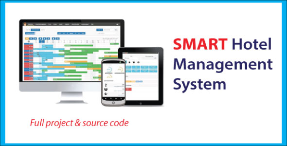 Smart Hotel Management System with source code (Nulled) [Latest Version] thumbnail