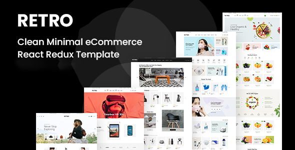 [Free Download] Retro – Clean Minimal eCommerce NextJs Redux Template (Nulled) [Latest Version]