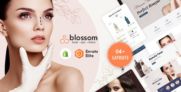 Blossom – Shopify Multi-Purpose Responsive Theme (Nulled) [Latest Version] thumbnail
